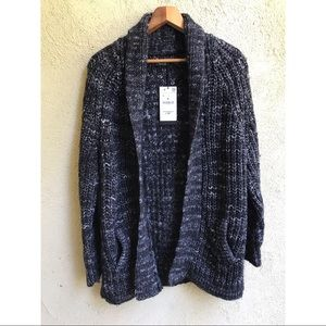 NWT Zara Man Sweater Cardigan